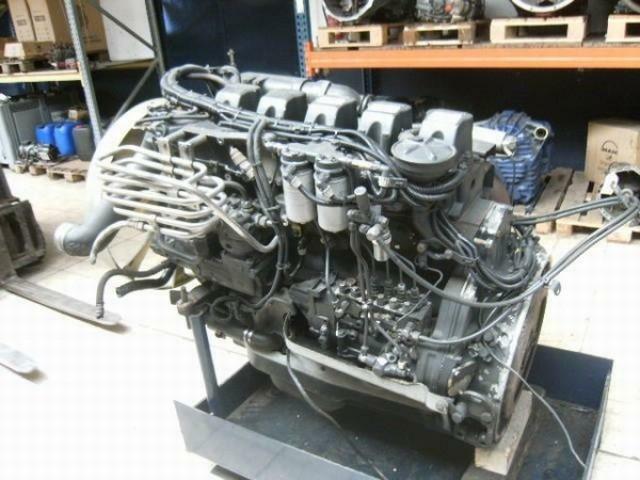 Двигатель MAN D 2865 LUH